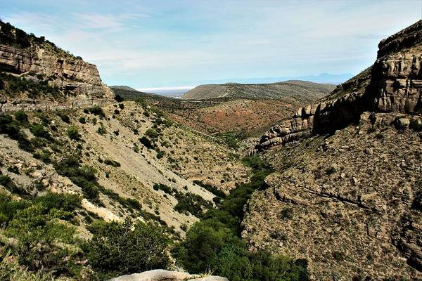 Willett Photograph - Valley View Of Whitesands by Diana Willett