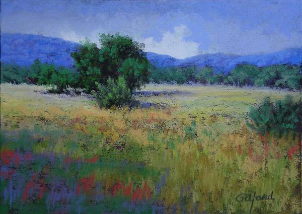 Wall Art - Painting - Valley View by Paula Ann Ford