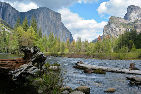 Photograph - Valley View Yosemite by Kyle Hanson