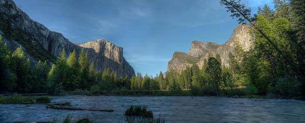 Wall Art - Photograph - Valley View Yosemite N P by Steve Gadomski