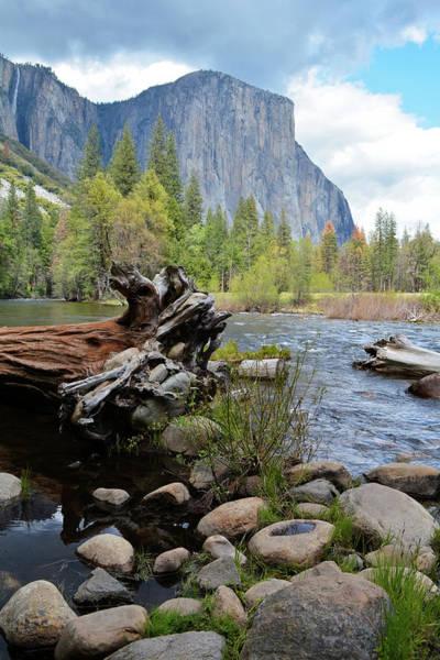 Photograph - Valley View Yosemite Portrait by Kyle Hanson