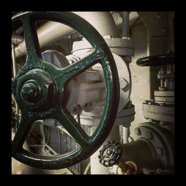 Photograph - Valves by Tim Nyberg