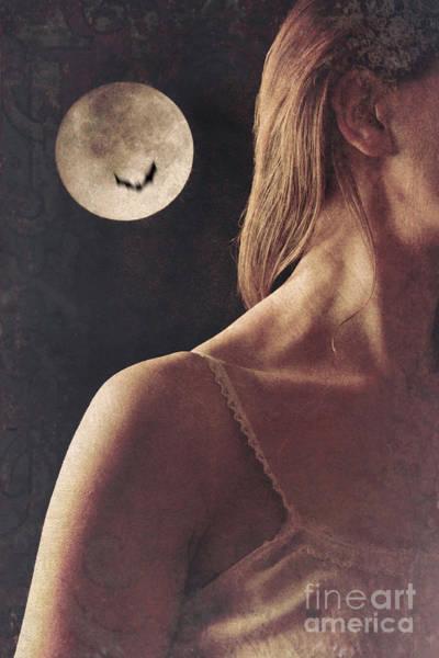 Photograph - Vampire by Clayton Bastiani
