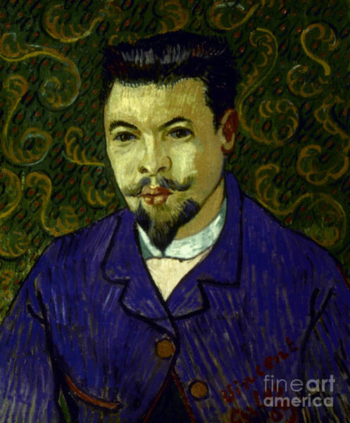 Photograph - Van Gogh: Dr Rey, 19th C by Granger