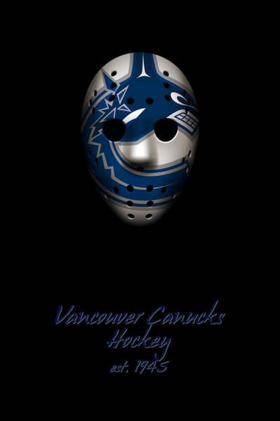 Vancouver Wall Art - Photograph - Vancouver Canucks Established by Joe Hamilton