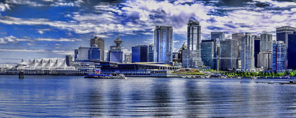 Photograph - Vancouver by Gordon Engebretson