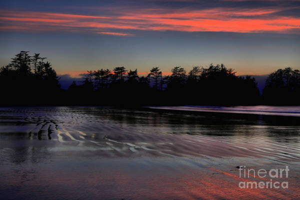 Photograph - Vancouver Island Sunset by Adam Jewell