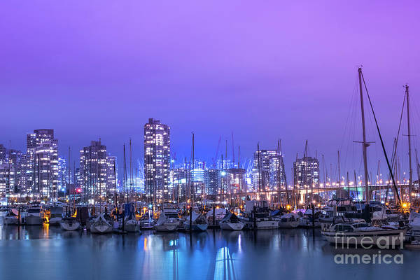 Wall Art - Photograph - Vancouver by Juli Scalzi