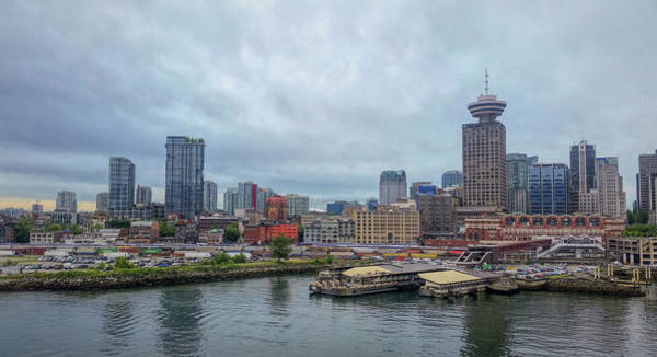 Port Of Vancouver Wall Art - Photograph - Vancouver Port by Steven Richardson