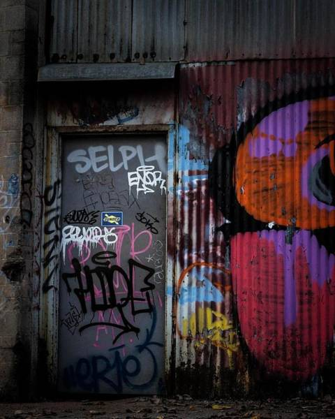 Chris Walter Wall Art - Photograph - Vandalizm  by Chris Walter