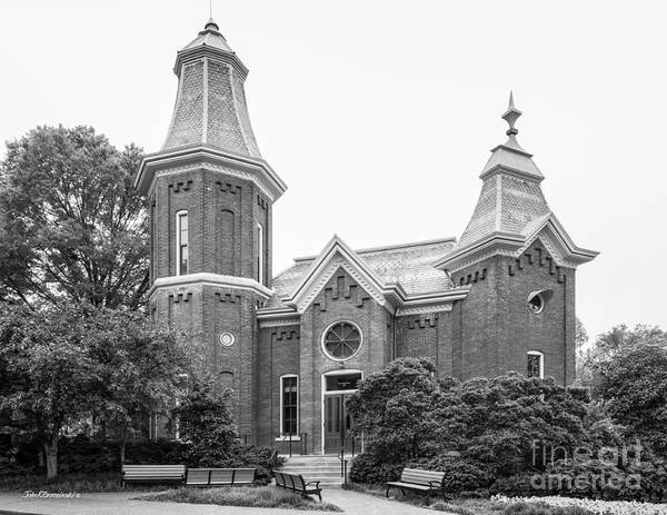 Southeastern Photograph - Vanderbilt University Old Gym by University Icons