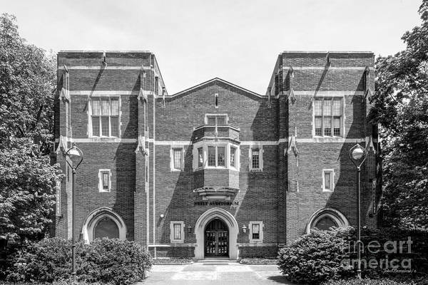 Photograph - Vanderbilt University Neely Auditorium by University Icons