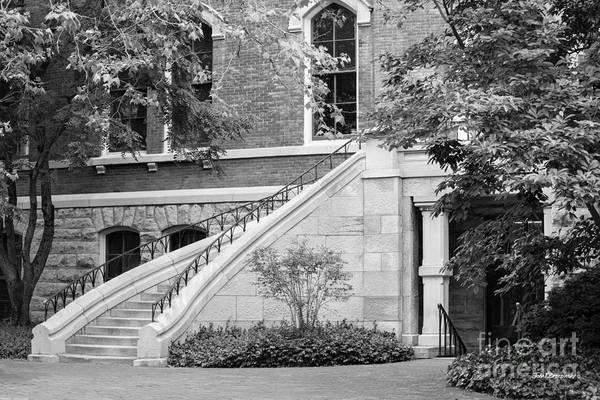 Southeastern Photograph - Vanderbilt University Stairway by University Icons