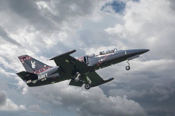 Photograph - Vandy 1  Aero L-39 Albatross by Guy Whiteley