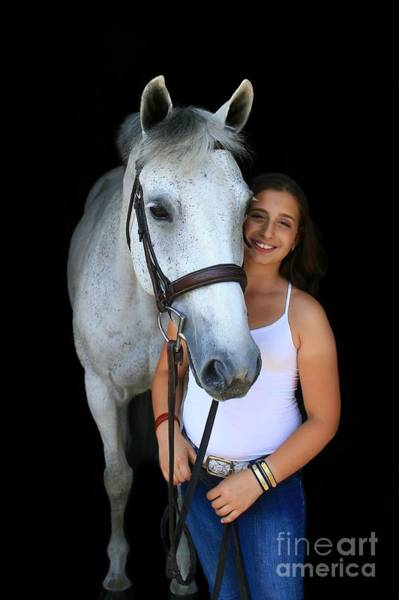 Photograph - Vanessa-ireland21 by Life With Horses