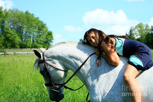Photograph - Vanessa-ireland42 by Life With Horses