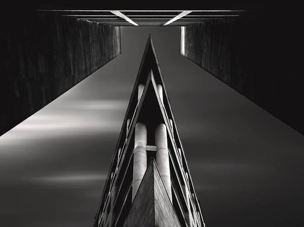 Art Deco Wall Art - Photograph - Vanishing Point by Sourig  Arslanian