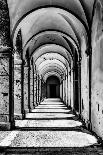 Photograph - Vanishing Point by Usha Peddamatham