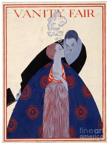 Painting - Vanity Fair 1919 by Granger