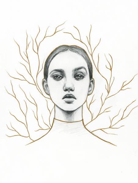 Drawing - Vanity by Zapista Zapista