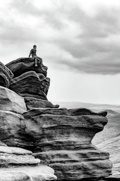 Photograph - Vantage Point by Nick Bywater