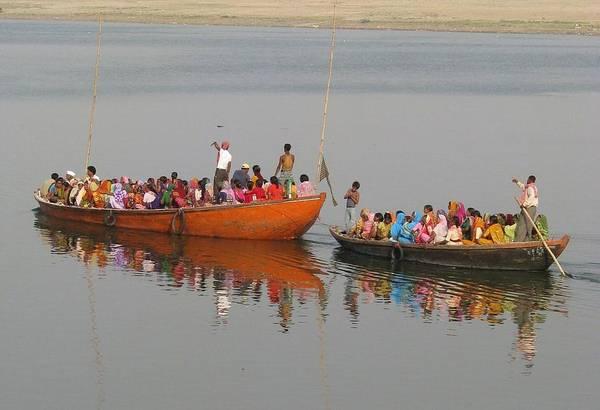 Photograph - Varanasi-india by Duncan Davies
