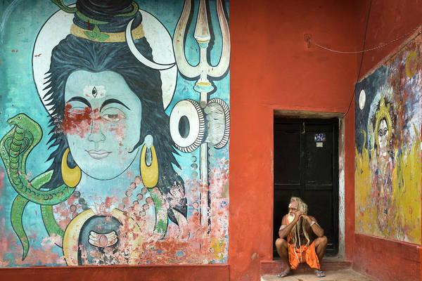 Photograph - Varanasi, India by Mahesh Balasubramanian