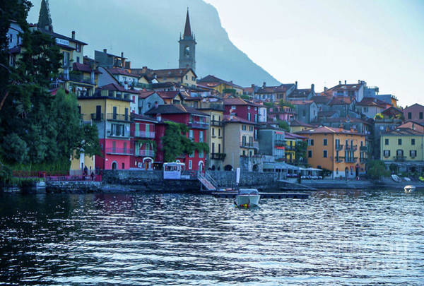 Wall Art - Photograph - Varenna On Lake Como by DAC Photo
