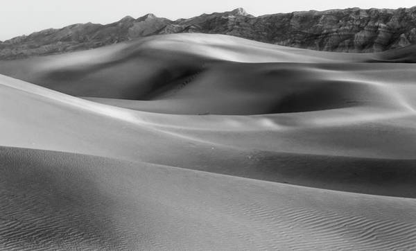 Photograph - Variants Of Sand Drifts by Jon Glaser