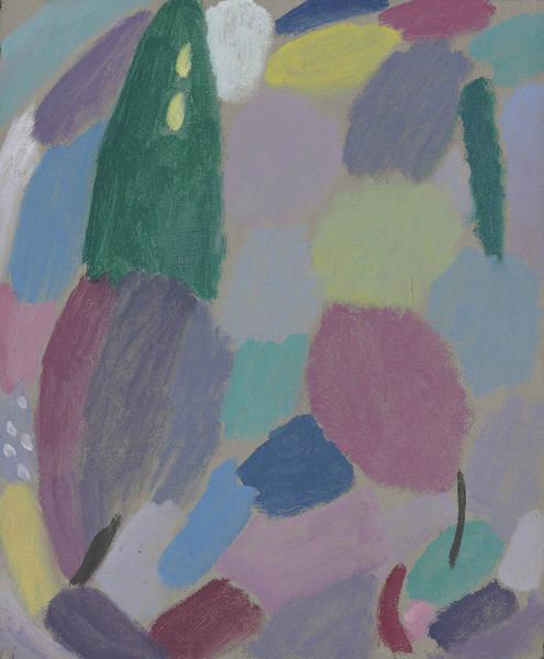 Munich Painting - Variation Reverie by Alexej von Jawlensky