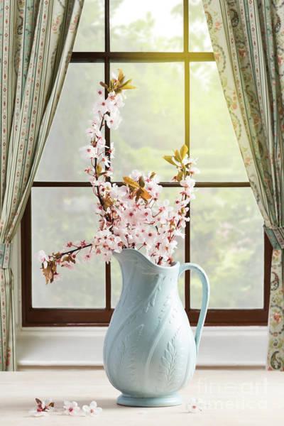 Wall Art - Photograph - Vase Of Flowers by Amanda Elwell