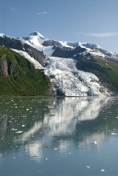 Gloria Photograph - Vasser Glacier by Gloria & Richard Maschmeyer