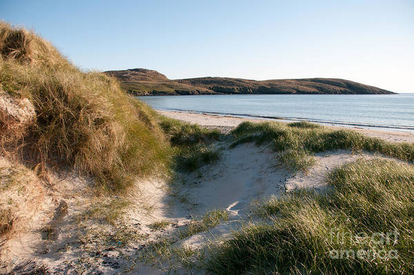 Bays Photograph - Vatersay Bay by Smart Aviation