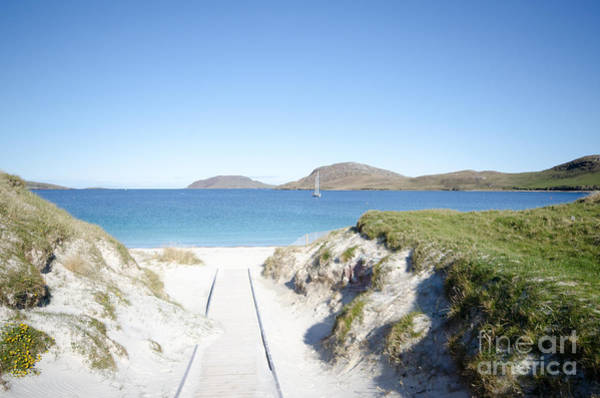 Bays Photograph - Vatersay by Smart Aviation