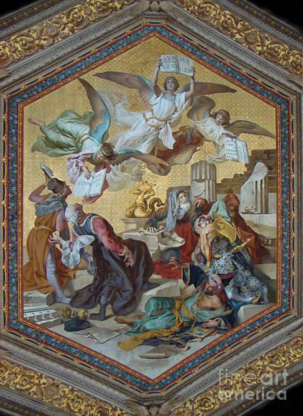 Wall Art - Photograph - Vatican Art by Al Bourassa
