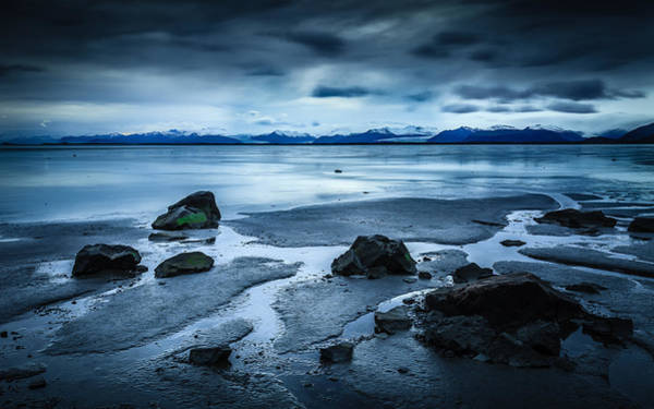 Photograph - Vatnajokull From Stokksnes by Peter OReilly