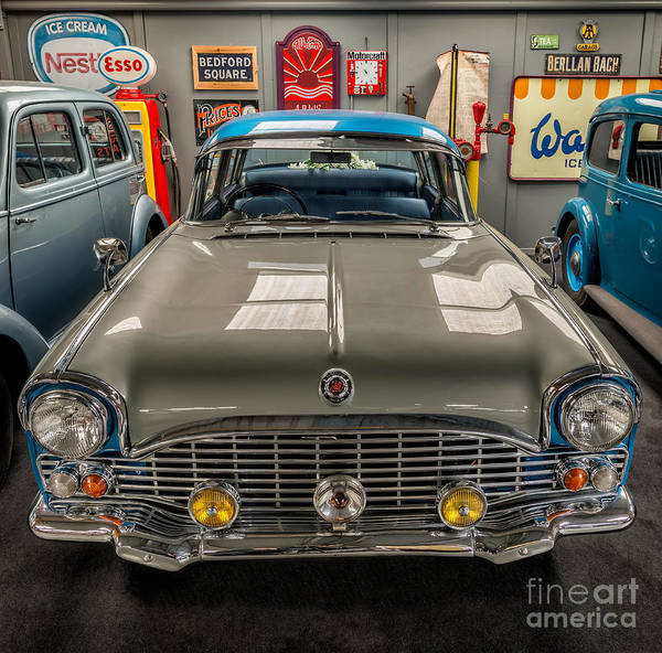 Wall Art - Photograph - Vauxhall Cresta Pa by Adrian Evans