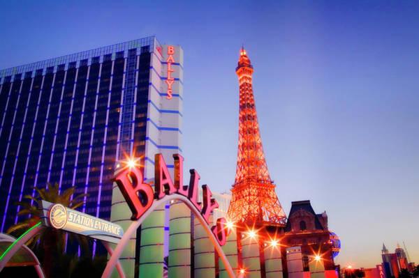 Photograph - Vegas Strip by Scott Kemper