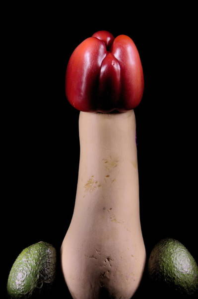 Photograph - Vegetable Medley #2 by Jason Stoll