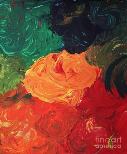 Painting - Veggies by Sarahleah Hankes