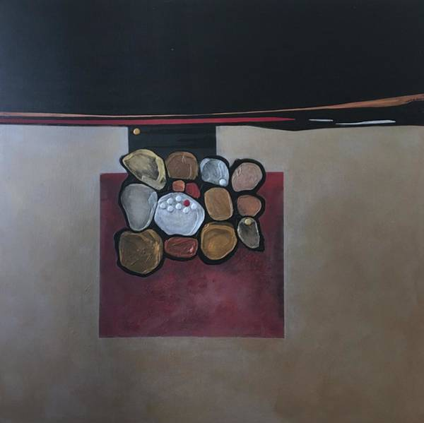 Painting - Velocity by Marlene Burns