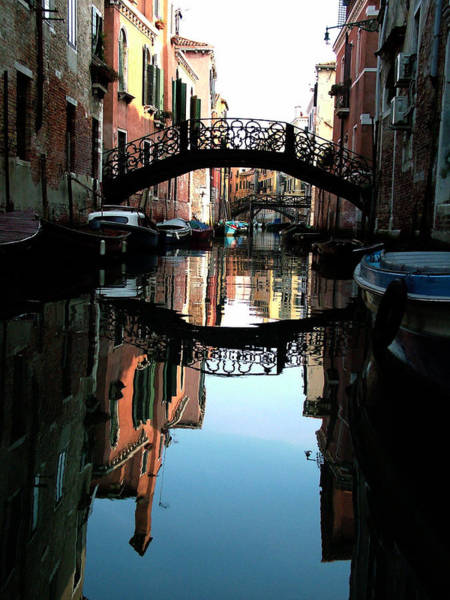 Photograph - Venetian Delight by Donna Corless