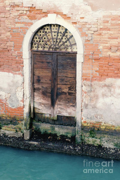 Photograph - Venetian Doors by Marina Usmanskaya