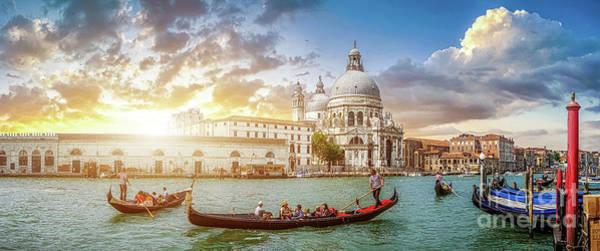 Wall Art - Photograph - Venetian Beauty by JR Photography