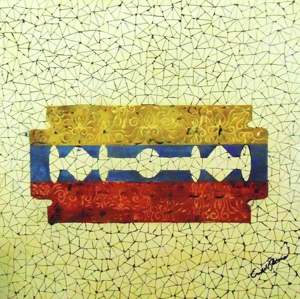 Wall Art - Painting - Venezuela by Emil Bodourov