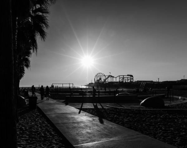 Photograph - Venice Beach by Chris Cousins