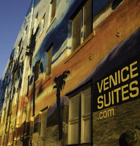 Photograph - Venice Beach Wall Art by Chris Cousins