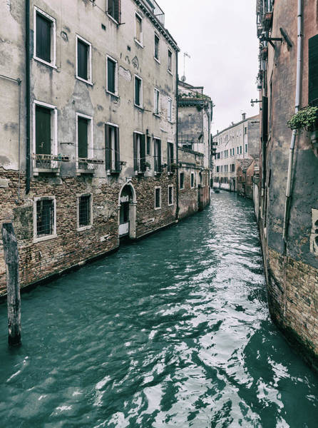 Photograph - Venice Canal by Georgia Fowler