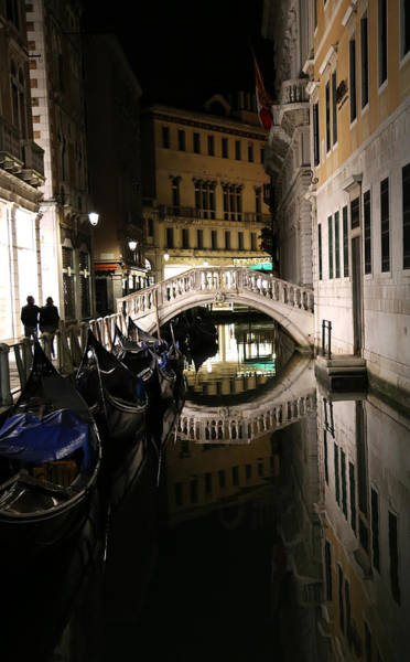 Photograph - Venice Canals 13 by Andrew Fare
