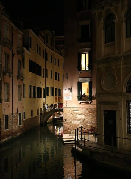 Photograph - Venice Canals 14 by Andrew Fare